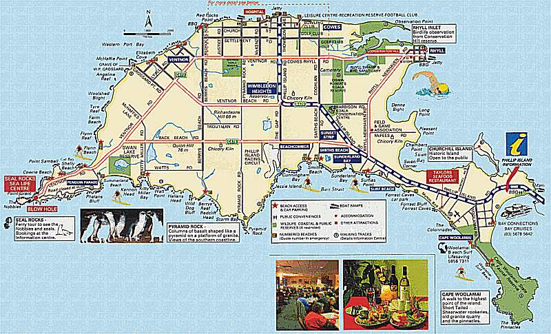 Phillip Island Australia  city pictures gallery : Phillip Island Gippsland Australia