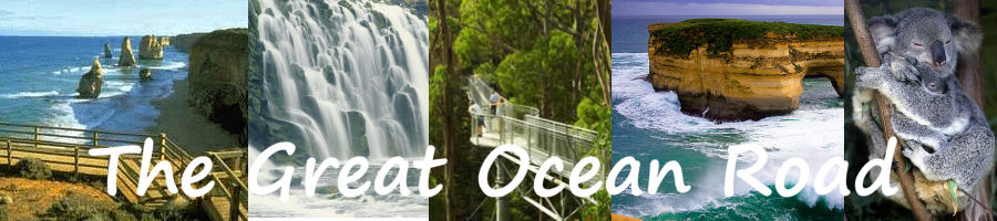 The Great Ocean Road Victoria Australia Accommodation and Information