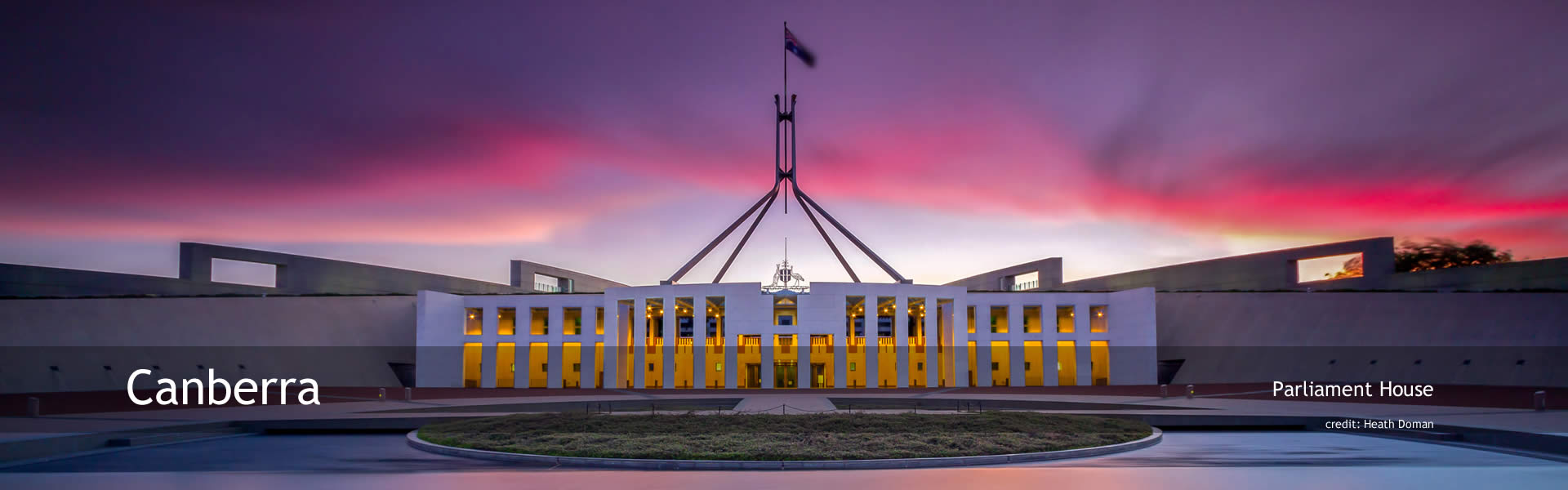 Australian Capital Territory Australia Accommodation and Information